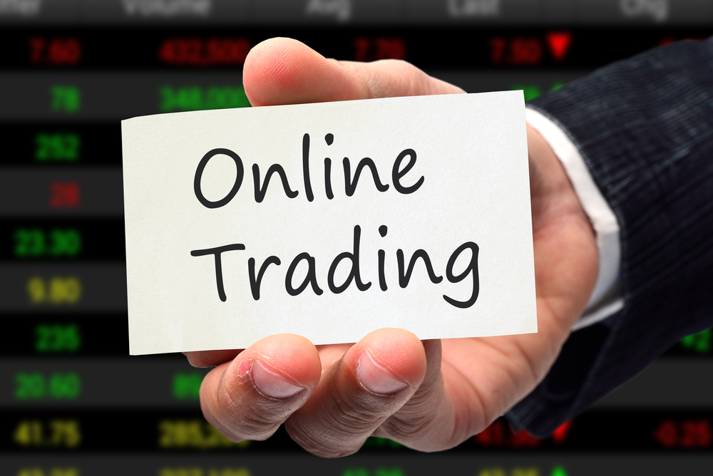 online trading account