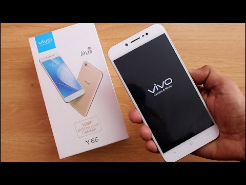 Vivo Y66 Smartphone with HD Display Launching in India Today