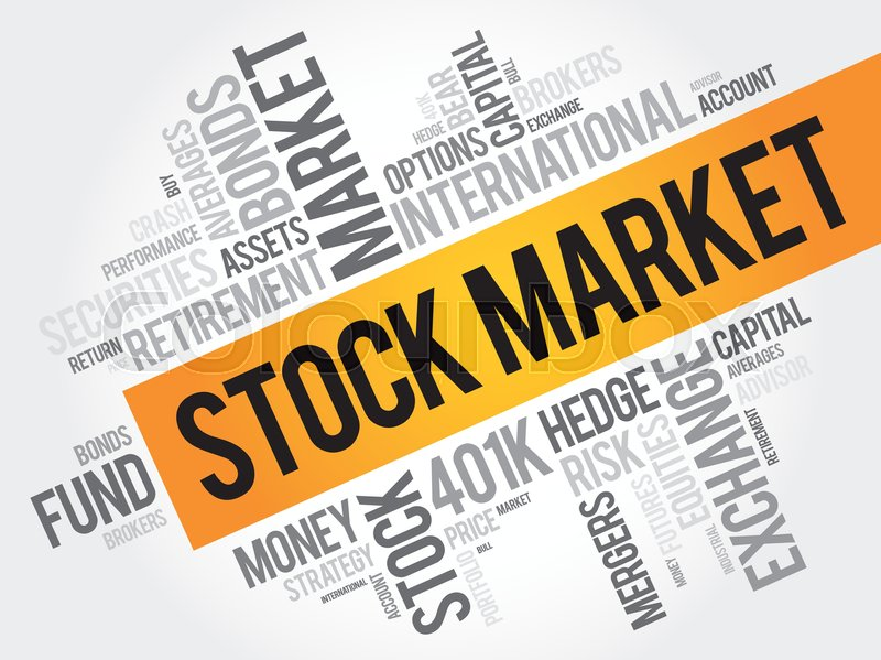 There are many stock markets around the world