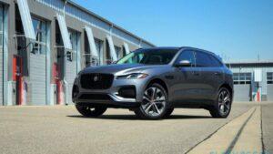 2021 Jaguar F-Pace First Drive: Cabin Fever