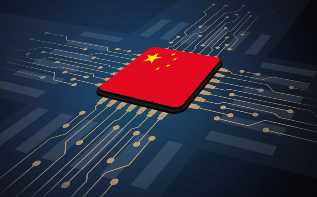 AI Multi-Capital Giant China No Bangs One Tricks