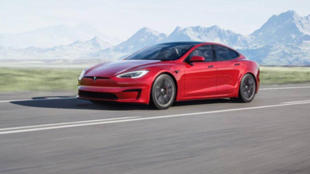 Elon Musk said Tesla Model S Plaid + 'canceled'
