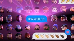 Everything Apple announced at its WWDC 2021 keynote