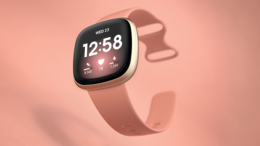 Fitbit Sense and Versa 3 Get SP02 Tracking and Google Audible Racing