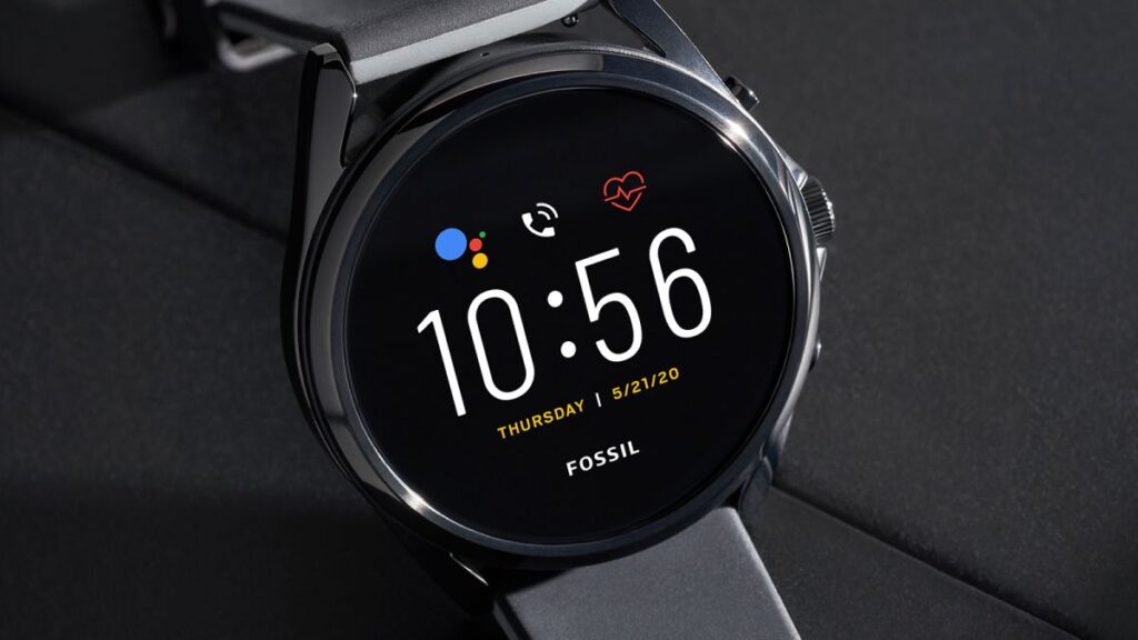 Fossils make new premium smartwatch for new use os