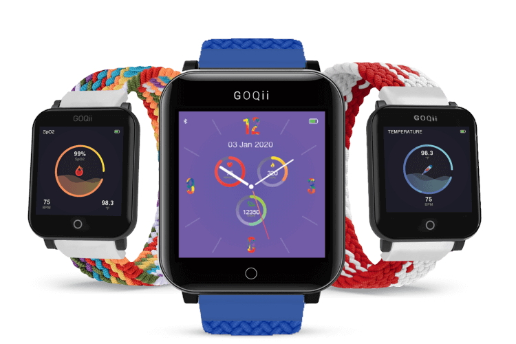 GOQii Smart Vital Junior smartwatch for kids launched in India