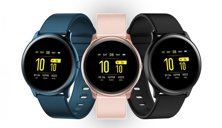 Gionee Stylfit GSW7 Smartwatch was launched in India for RS 2,099