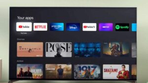 Google TV User Profile May soon arrive