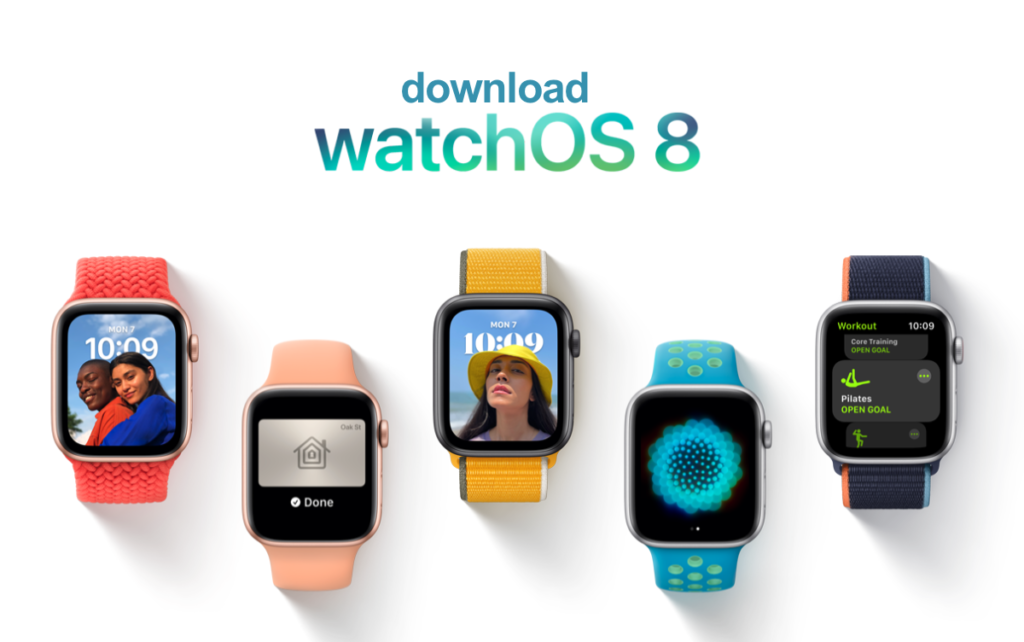 How to get 8 beta watchos on your Apple Watch