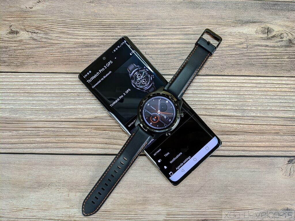 Mobvoi Ticwatch Pro 3 Upgrade Major Major OS may occur