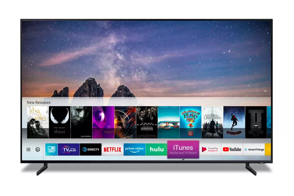 Peacock datang ke Samsung Smart TVS