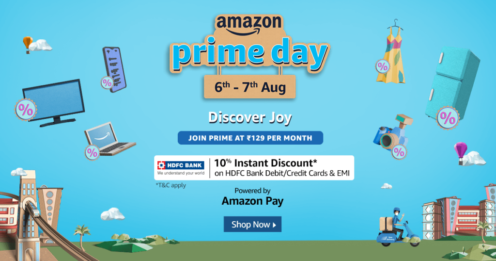 Prime Day offers early start today with TV sales from $ 99