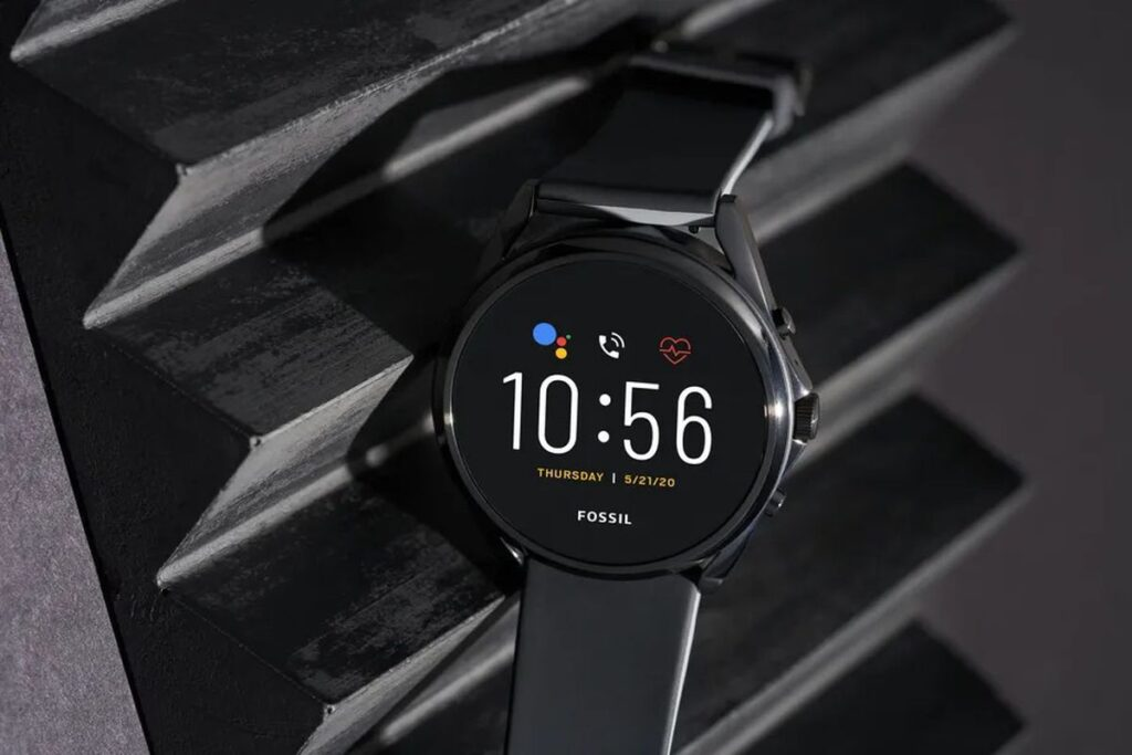 The fossils that have smartwatches will not get new use os