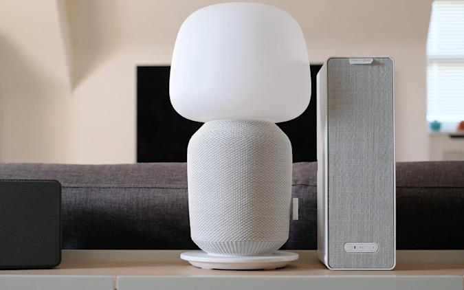 The picture frame IKEA Symfonisk is a disguised Sonos Speaker