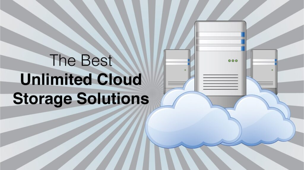 This limitless cloud storage package is now very affordable